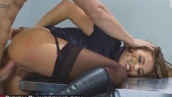 August Ames Fucked Hard 18
